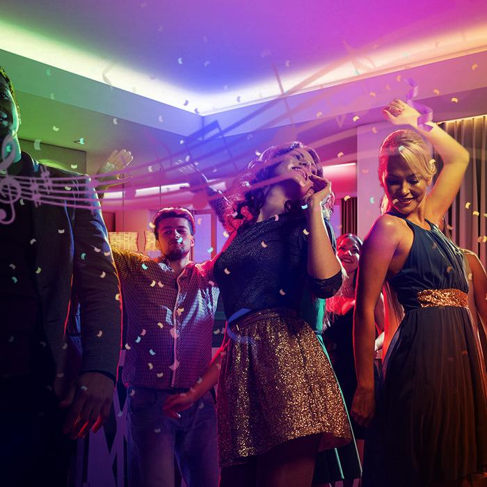 tiktok dance led strip lights