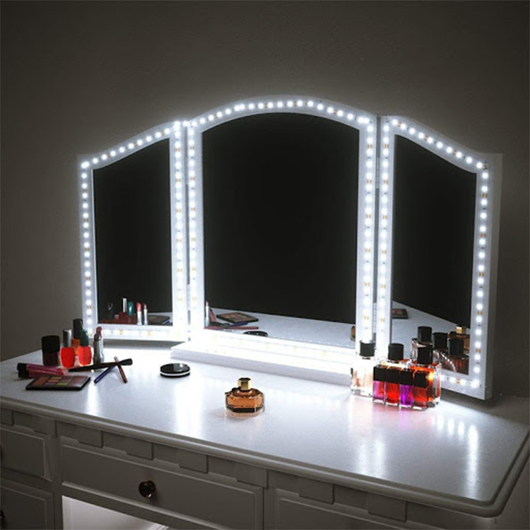 vanity led strip lights