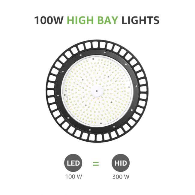 ufo high bay led lights