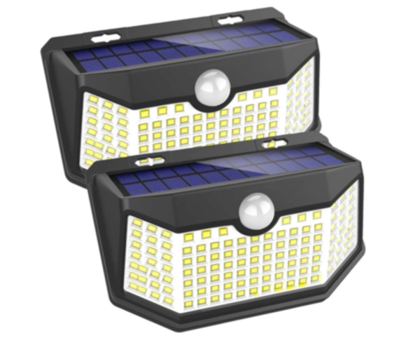Hmcity Solar Lights Outdoor