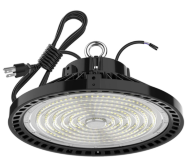 JOMITOP Dimmable Commercial UFO High Bay