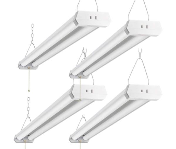 OOOLED 4ft LED Shop Light