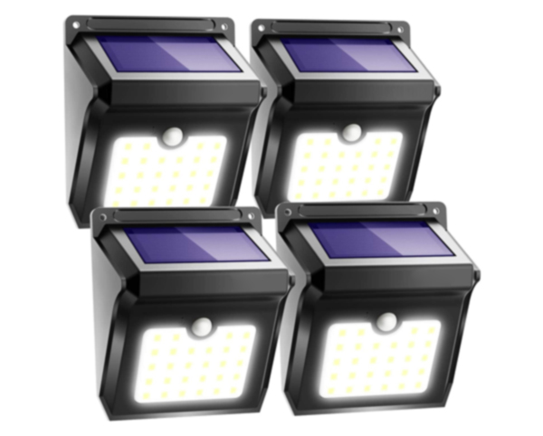ZOOKKI Solar Lights Outdoor