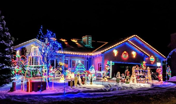 LED Rope Lights for Christmas