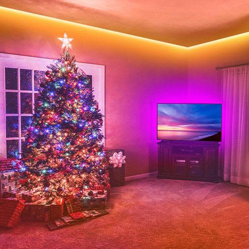 Christmas LED Strip Lights