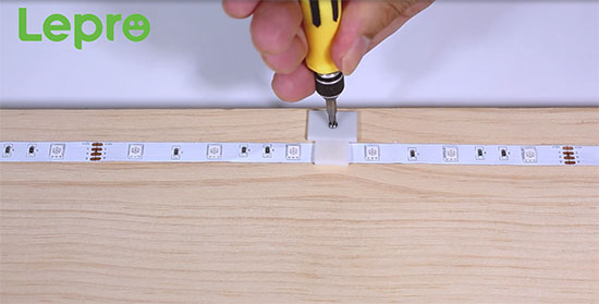 installing led strip lights