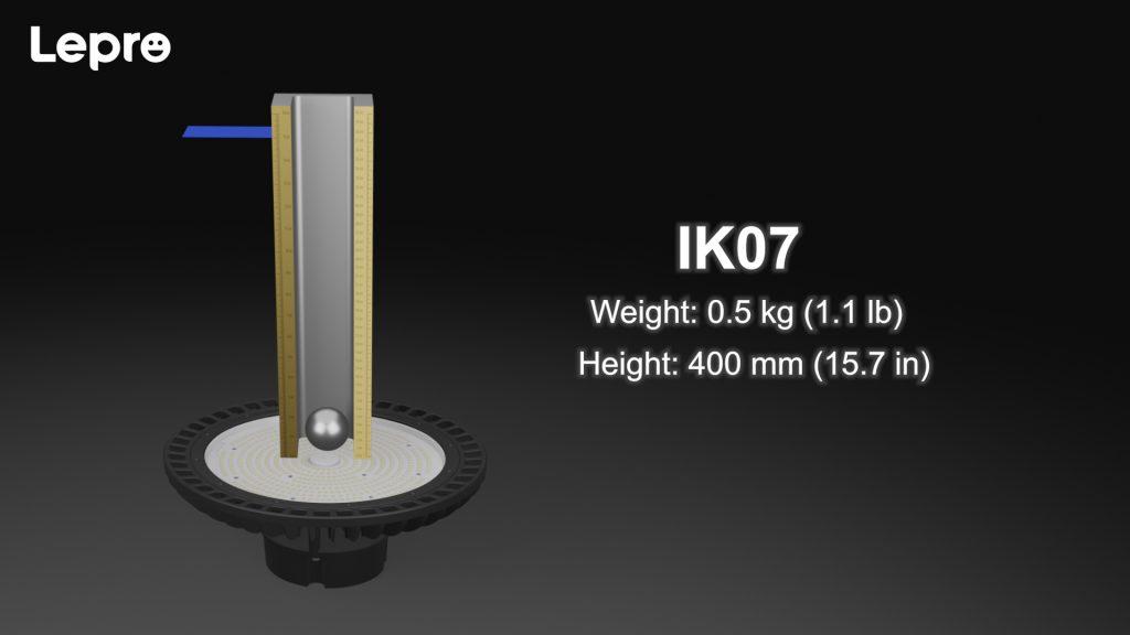 Lepro LED High Bay Light IK07