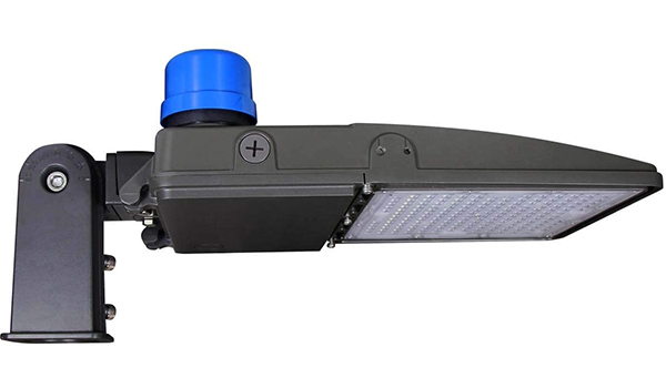 Kadision 150W LED Parking Lot Light with Photocell
