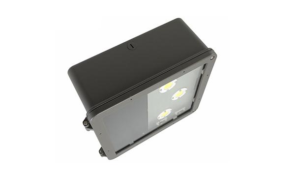 Lightpolesplus 120w LED, 12″ Shoebox Light Fixture