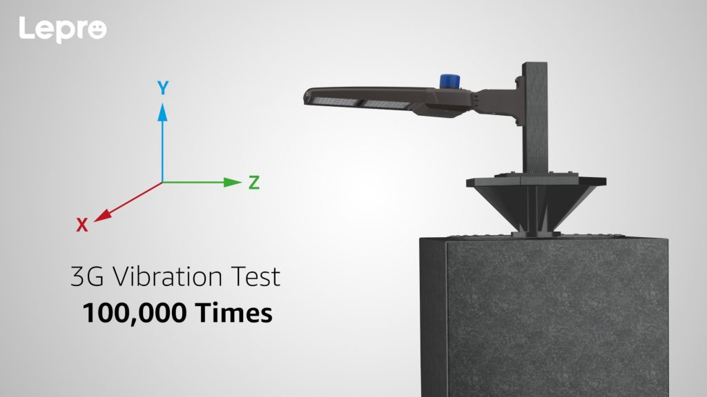 The 3G Vibration Test