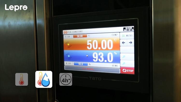 Temp-humidity bias test