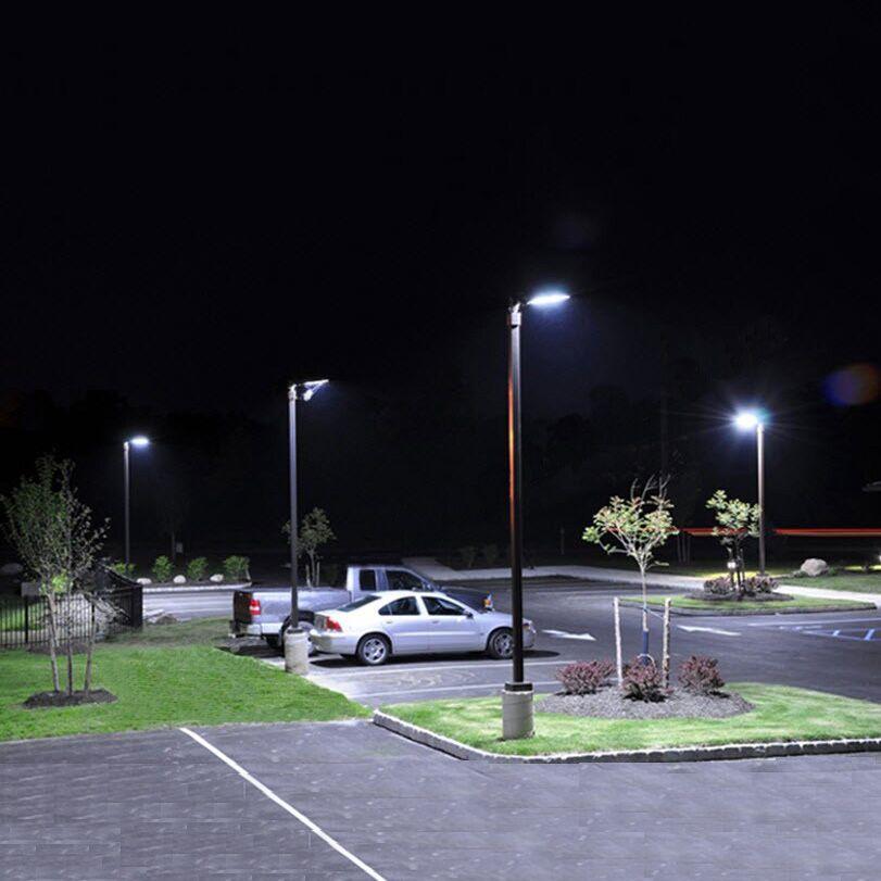 Led Parking Lot Lighting Daylight 5000k
