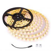 16.4ft 5M Spool, 12V LED Strip Lights Waterproof IP65