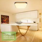 2700K Warm White 36W LED Ceiling Light