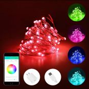 iLUX Bluetooth Mesh Smart Fairy String Lights