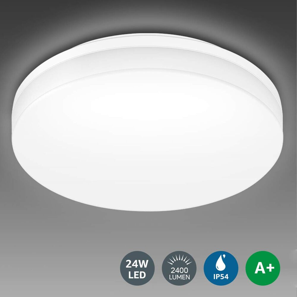 24w Round Led Ceiling Light Fixture 13
