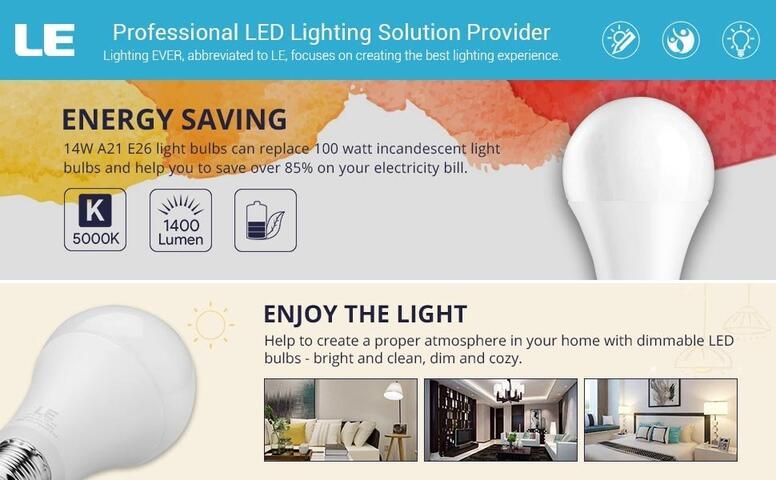 14w led light bulbs