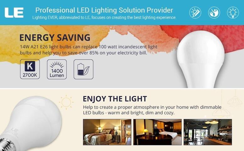 14w warm white led bulbs