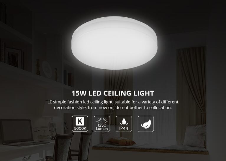 15W LED Ceiling Lights for Living Room