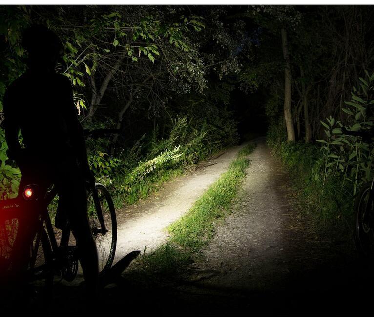 LED Bike Light For Hiking