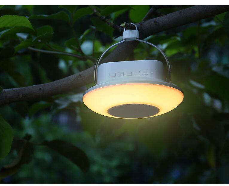 Bluetooth Speaker Night Light for kids' bedtime