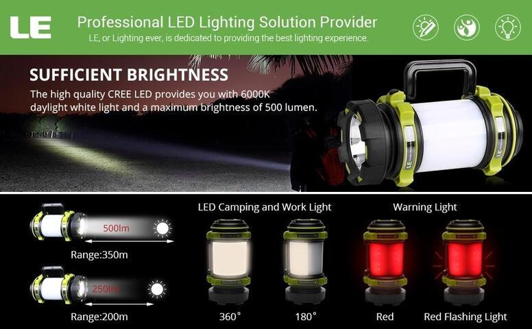 500lm led spotlight