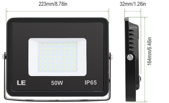 50w outdoor security flood lights