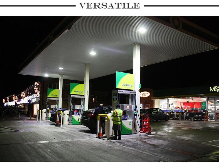 50W LED Canopy Lights for garages